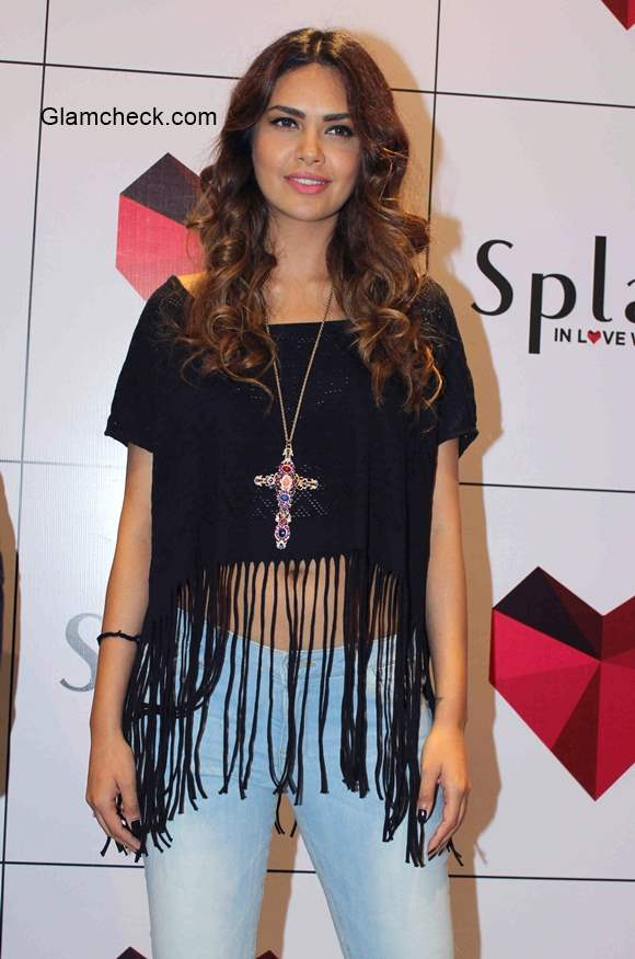 Esha Gupta 2015 Style