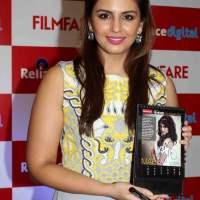 Huma Qureshi launches Reliance Digital Filmfare Calendar 2015