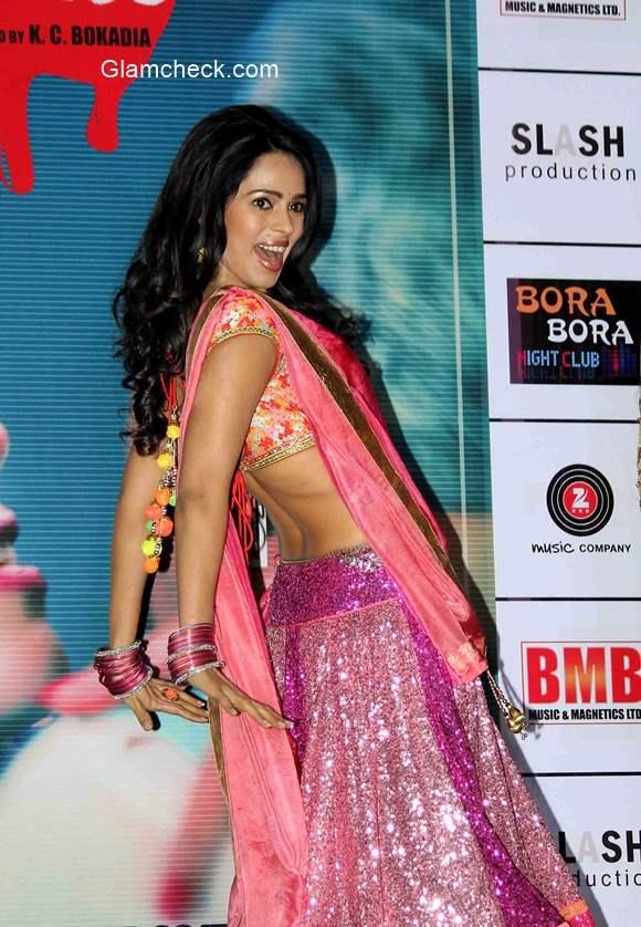 Mallika Sherawat in film Dirty Politics