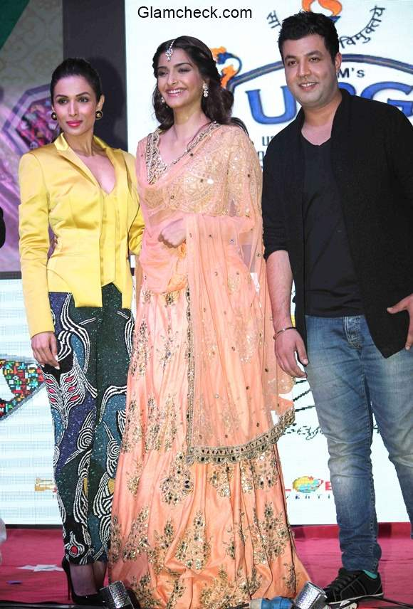 Music launch of film Dolly Ki Doli
