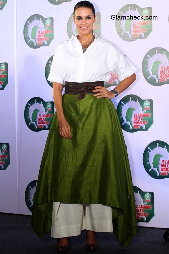 Neha Dhupia 2015