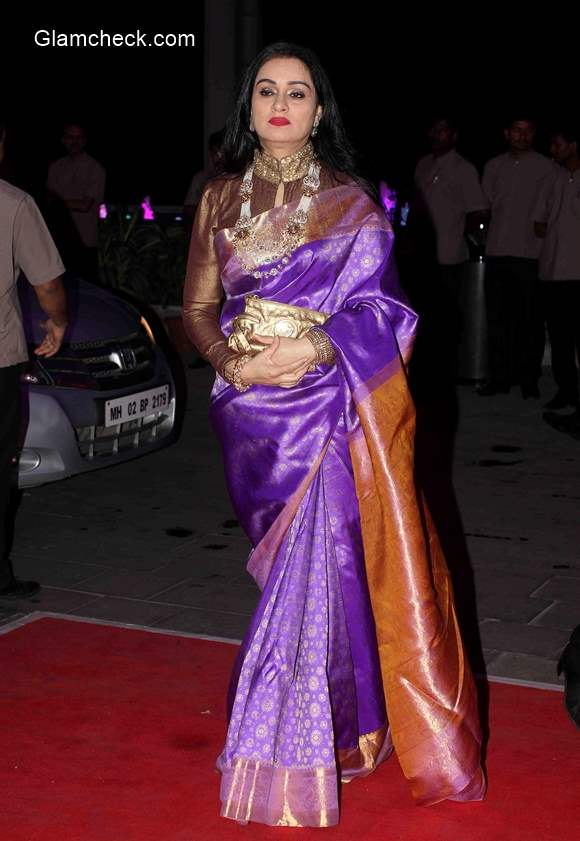padmini kolhapure in saree - photo #11