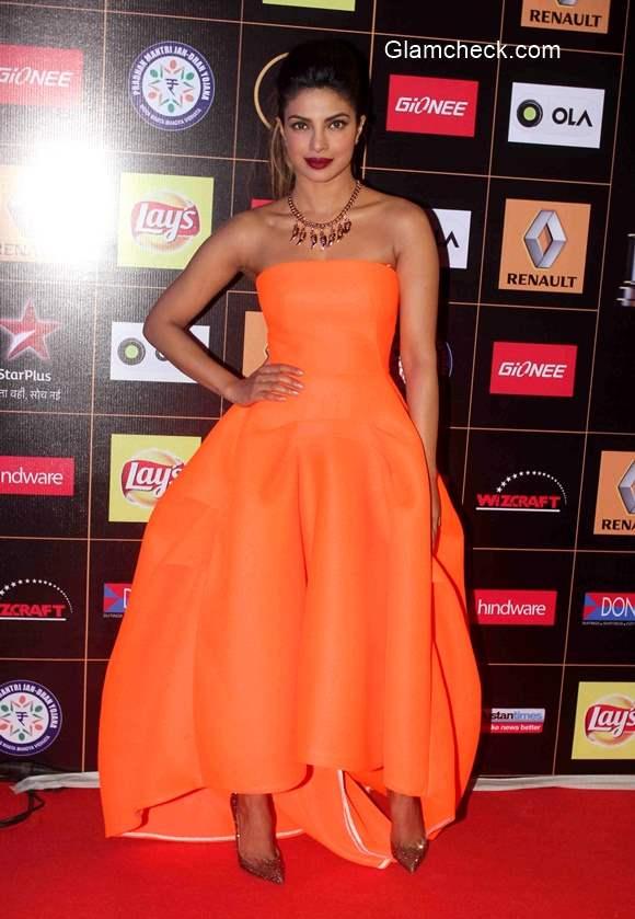 Priyanka Chopra 2015 Renault Star Guild Awards