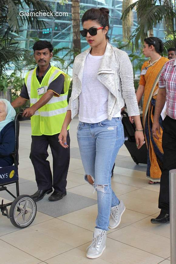 Priyanka Chopra 2015 Style