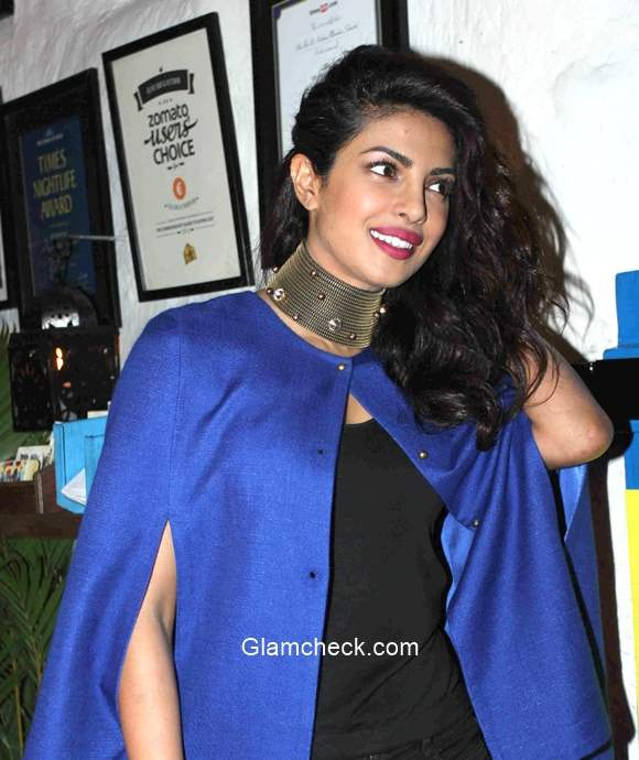 Priyanka Chopra at Dabboo Ratnani 2015 calendar launch pics
