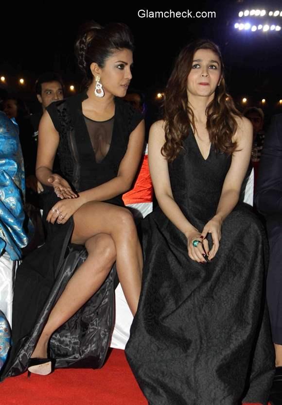 Priyanka Chopra at the Big Star Entertainment Awards 2014