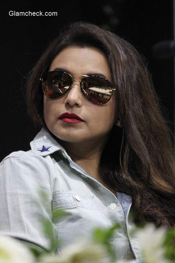 Rani Mukherjee 2015 Pic