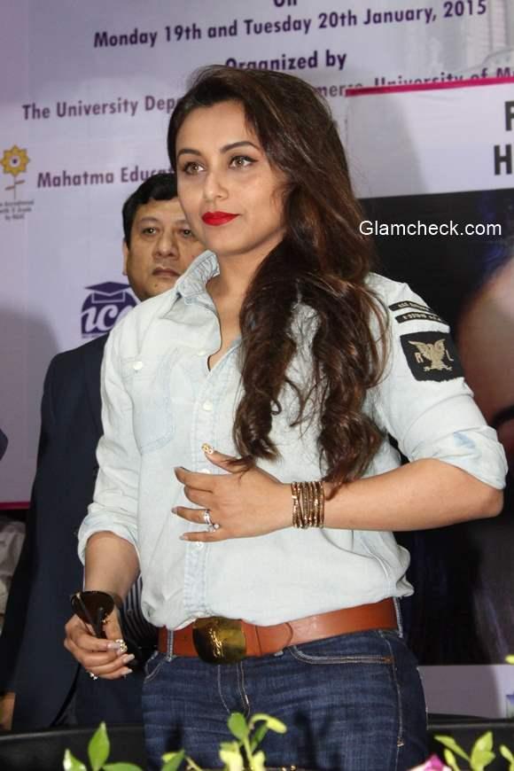 Rani Mukherjee pics 2015