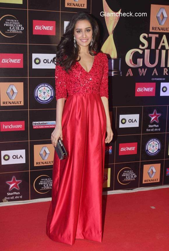 Best of Red Carpet Fashion during Renault Star Guild ...