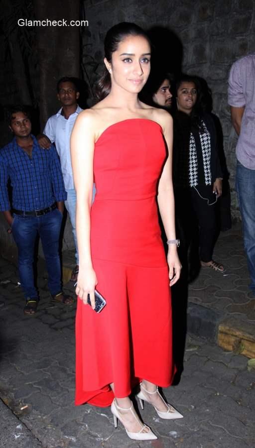 Shraddha Kapoor in Osman 2015