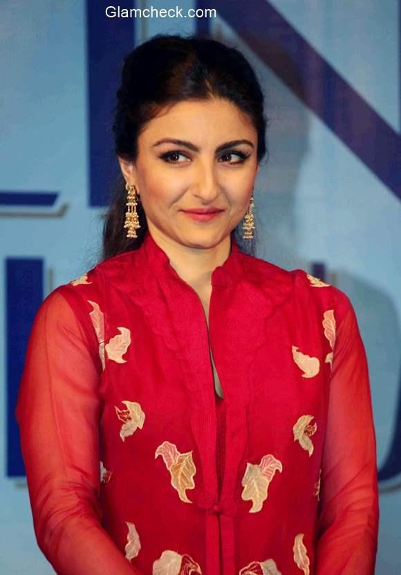 Soha Ali Khan 2015