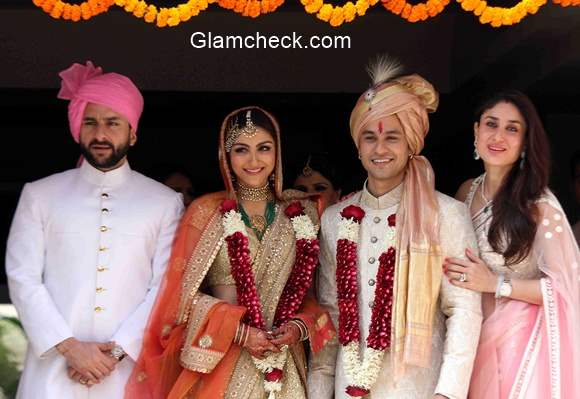 Soha Ali Khan Wedding Pics