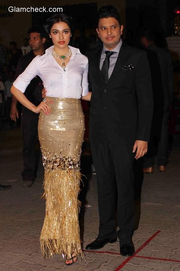 60th Filmfare Awards Divya Khosla