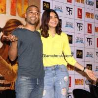 Anushka Sharma at the trailer launch of NH10
