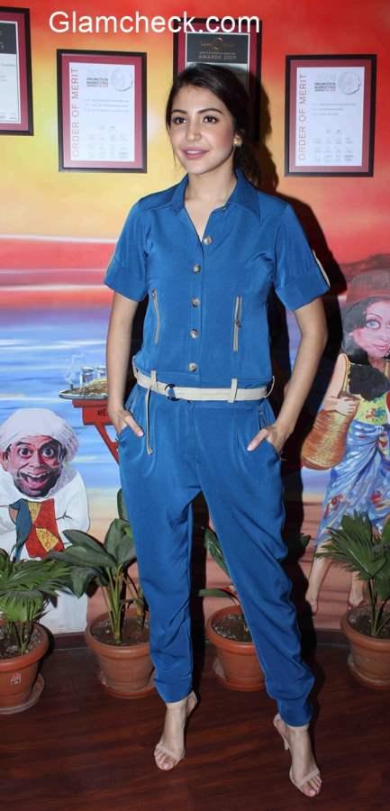 Anushka Sharma promotes film NH10
