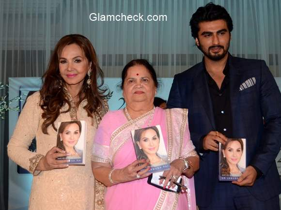 Dr Jamuna Pai releases her beauty secrets in her book No One Has to Know