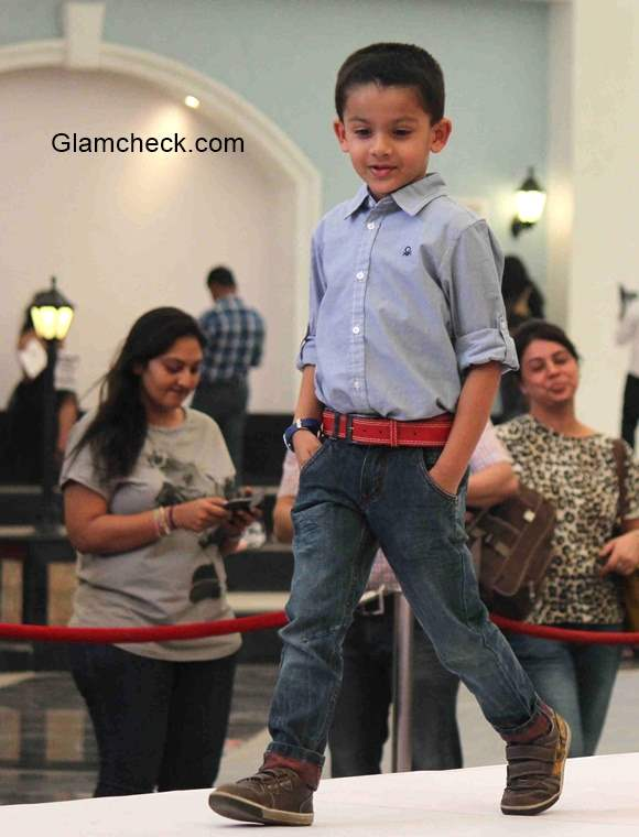 India Kids Fashion Week 2015 Auditions