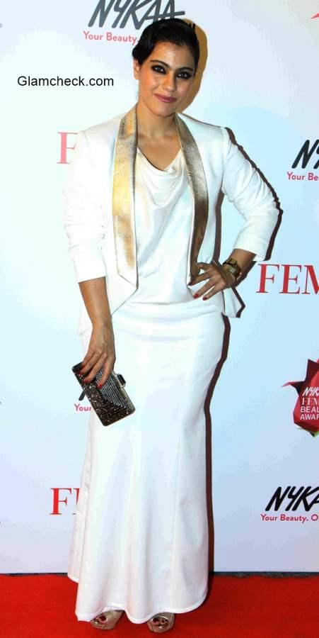 Kajol Devgan at Femina Beauty Awards 2015