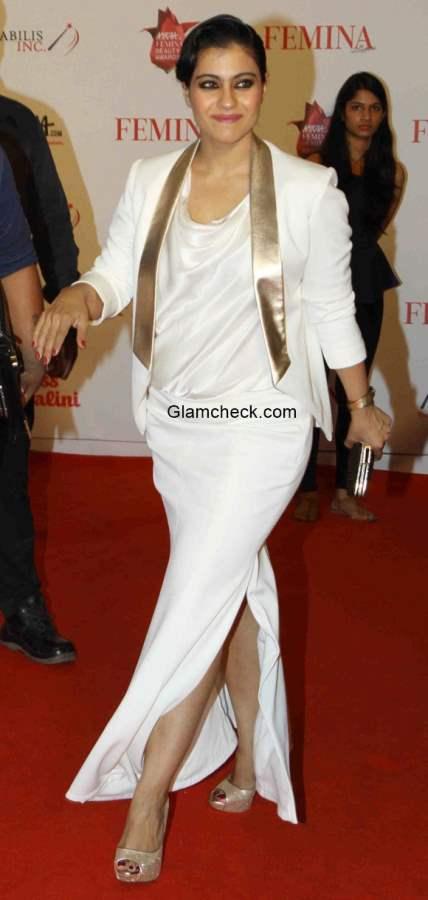 Kajol at Femina Beauty Awards 2015