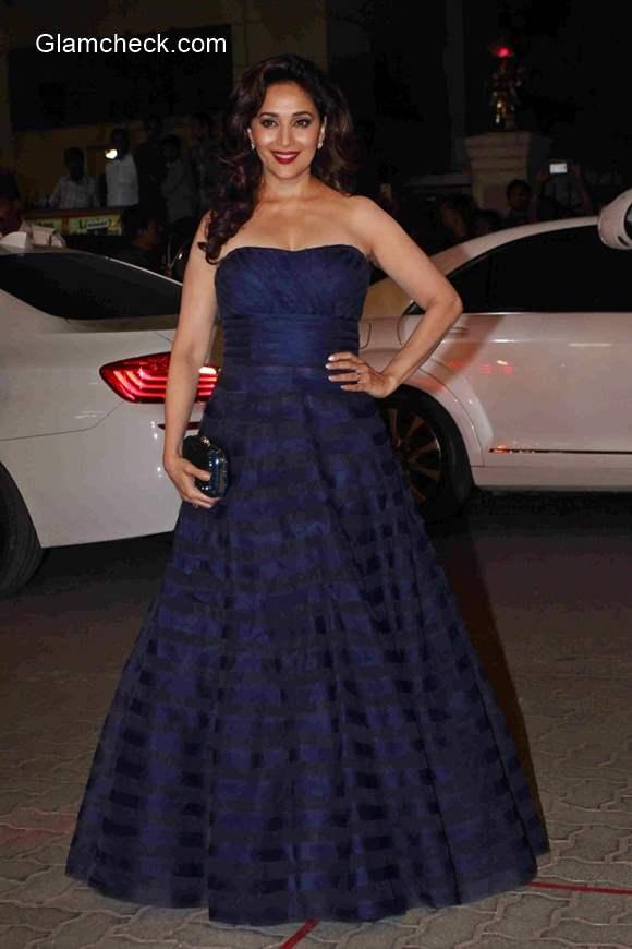 Madhuri Dixit 2015 at 60th Filmfare Awards