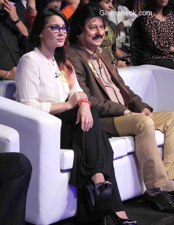 Minissha Lamba during the NDTV & Fortis Healthcare organised Cancerthon