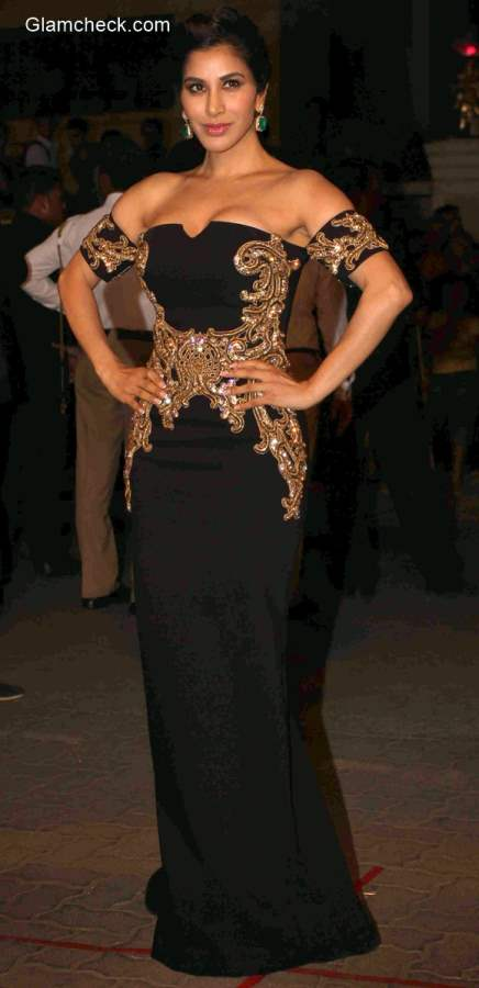 Sophie Choudry 2015 at 60th Filmfare Awards