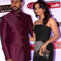 Aishwarya Rai and Abhishek Bachchan 2015