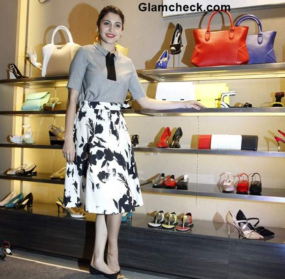 Anushka Sharma launches Charles and Keith Spring summer 2015 collection