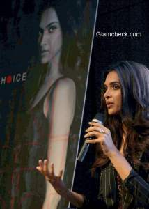 Deepika Padukone launches a short film 'My Choice'