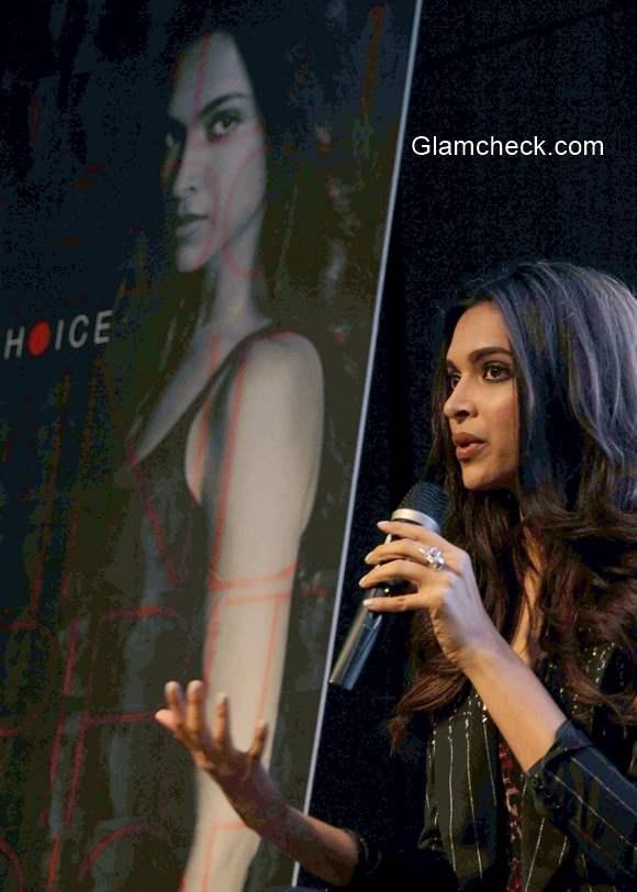 Deepika Padukone launches a short film My Choice