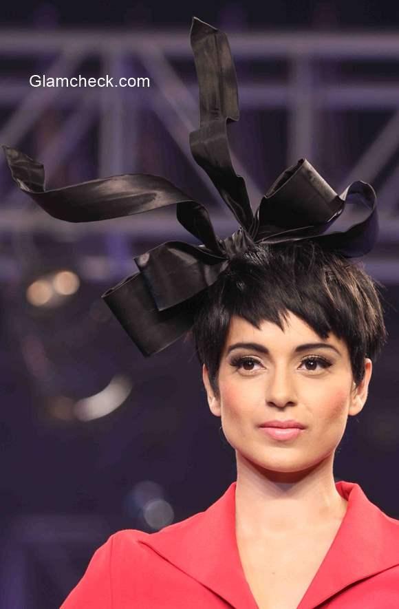 Kangana Ranaut Pixie Hair