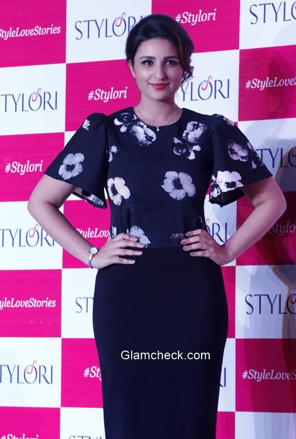 Parineeti Chopra at the launch of Stylori