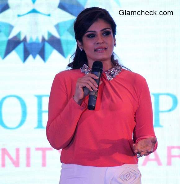 Raveena Tandon launches smart and safe maternity wear House of Napius