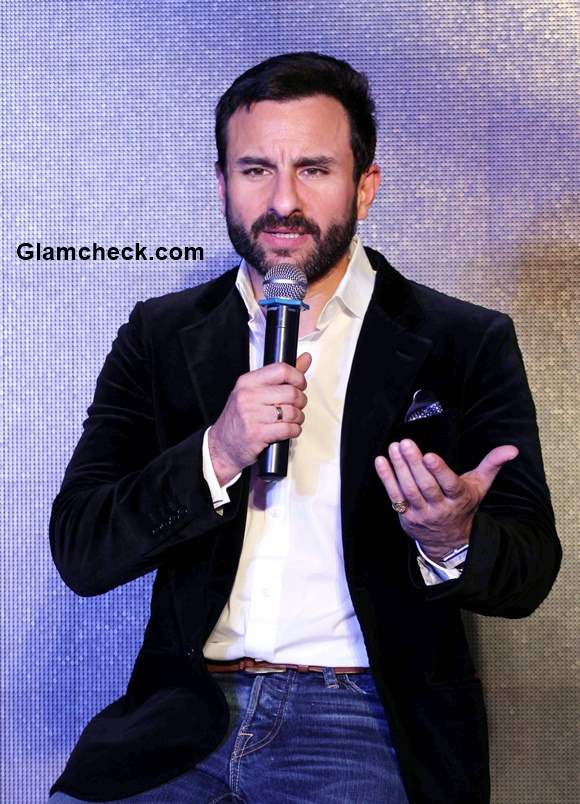 Saif Ali Khan is the brand ambassador for Bollywood Britain tourism campaign by VisitBritain