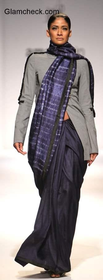 Saree Drape Style inspiration