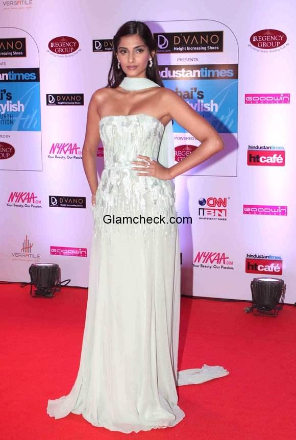 Sonam Kapoor 2015 Hindustan Times Style Awards