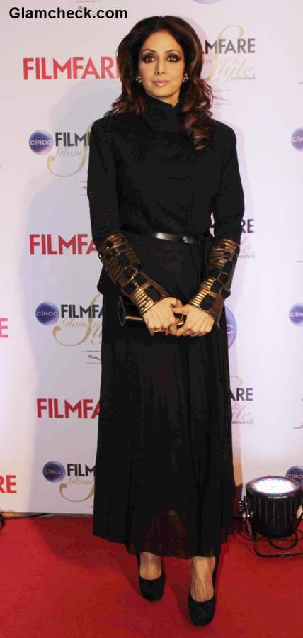 Sridevi wows 2015 Filmfare Glamour and Style Awards