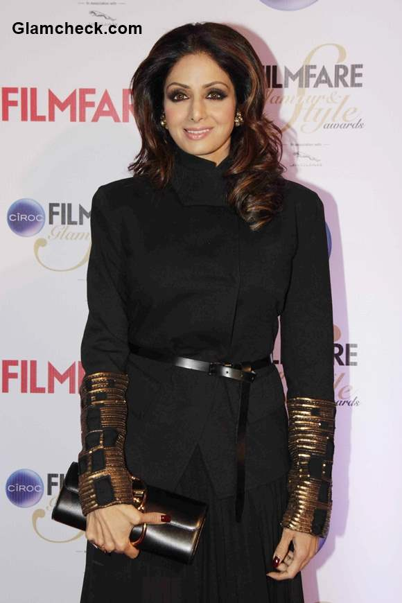 Sridevi wows during the 2015 Filmfare Glamour and Style Awards