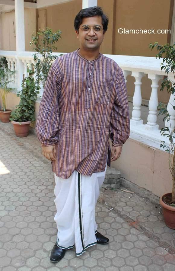 Anand Tiwari in Detective Byomkesh Bakshy