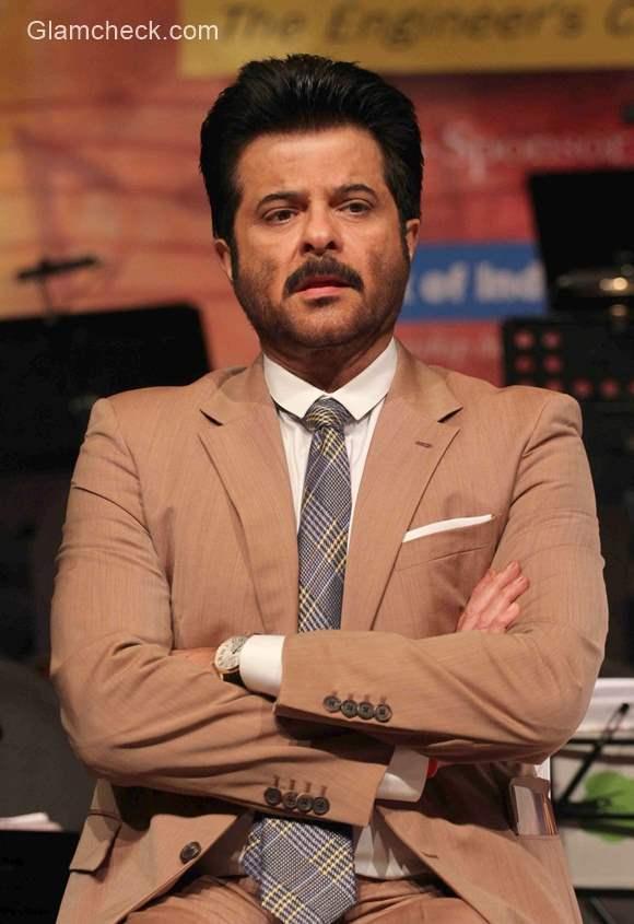 Anil Kapoor Receives the Master Dinanath Mangeshkar Awards