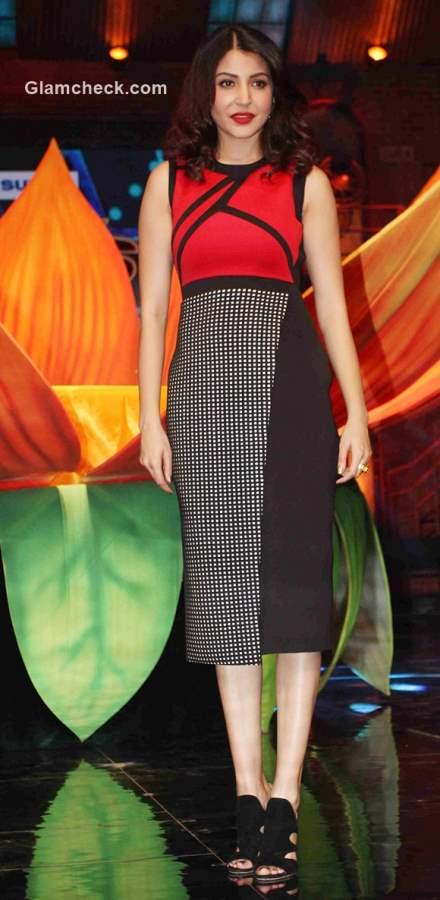 Anushka Sharma Look  in Bombay Velvet