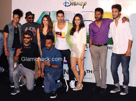 Any Body Can Dance 2 Star Cast