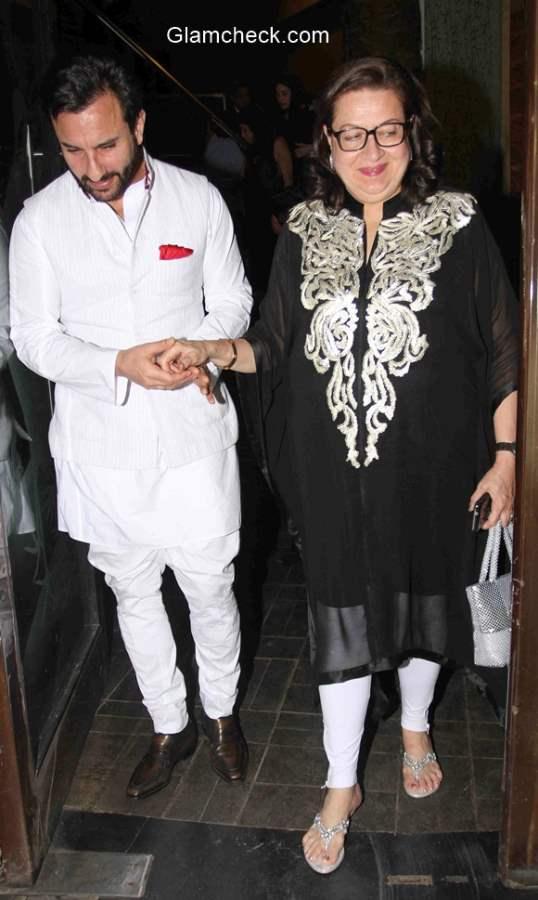Babita Kapoor 2015 Birthday