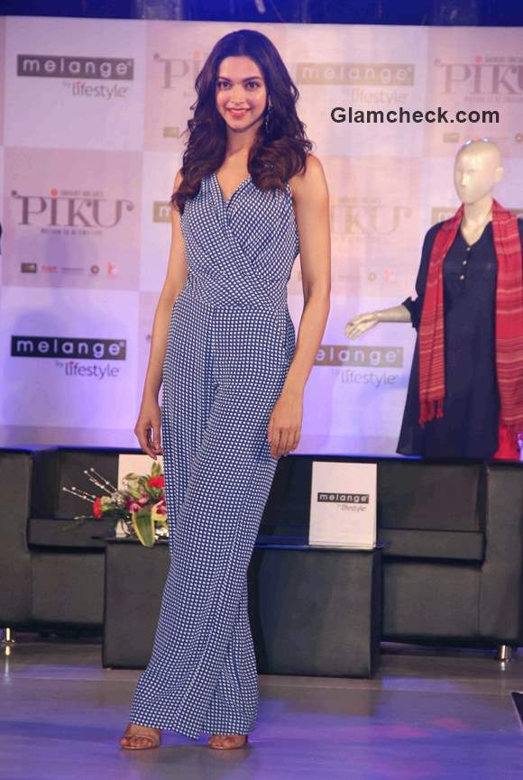 Deepika Padukone launches the Piku Melange Collection