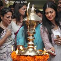 Kajol and Tanuja inaugurate Surya Mother and Child Super Specialty Hospital in Pune