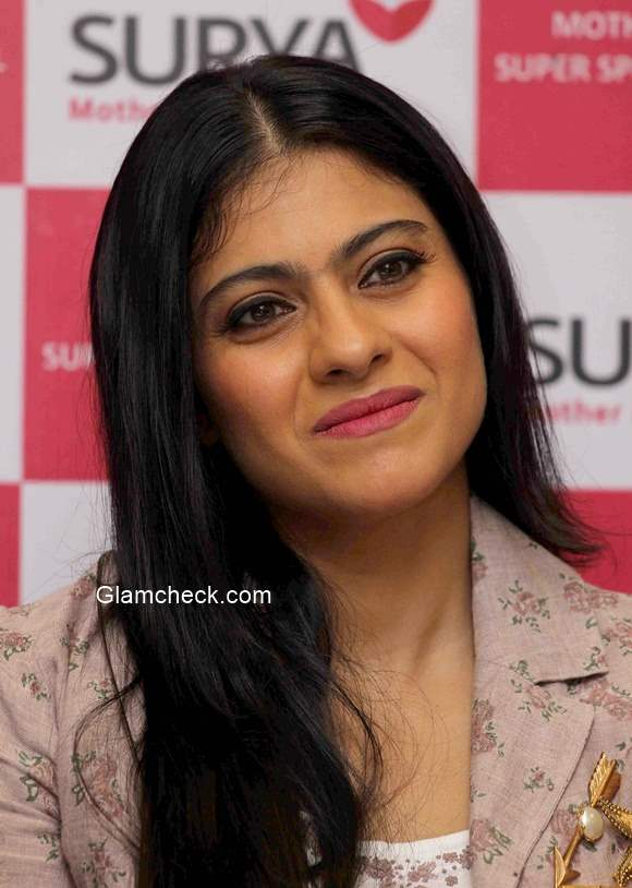 Kajol at Surya Mother and Child Super Specialty Hospital