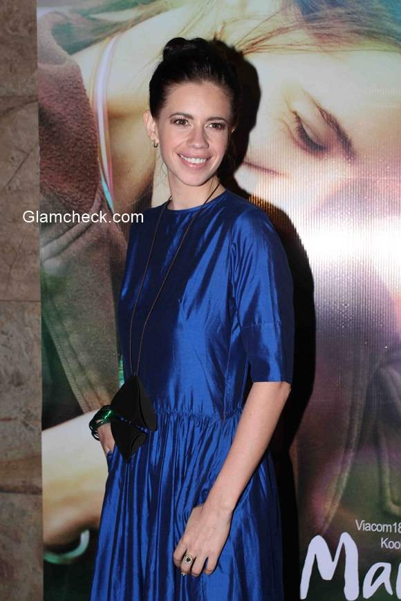 Kalki Koechlin at the special screening of Margarita With A Straw