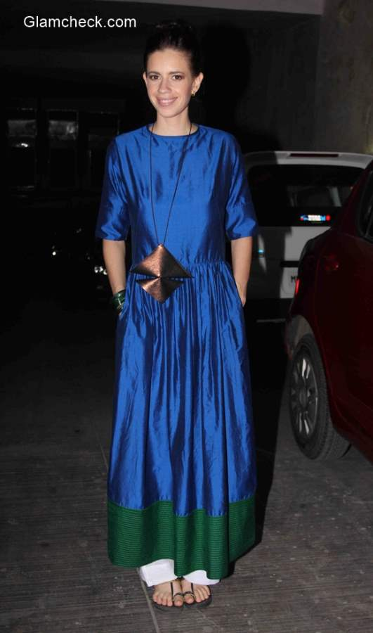 Kalki Koechlin in Payal Khandwala at the special screening of Margarita With A Straw