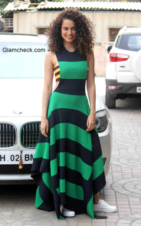 Kanagana Ranaut at trailer launch of Tanu Weds Manu Returns
