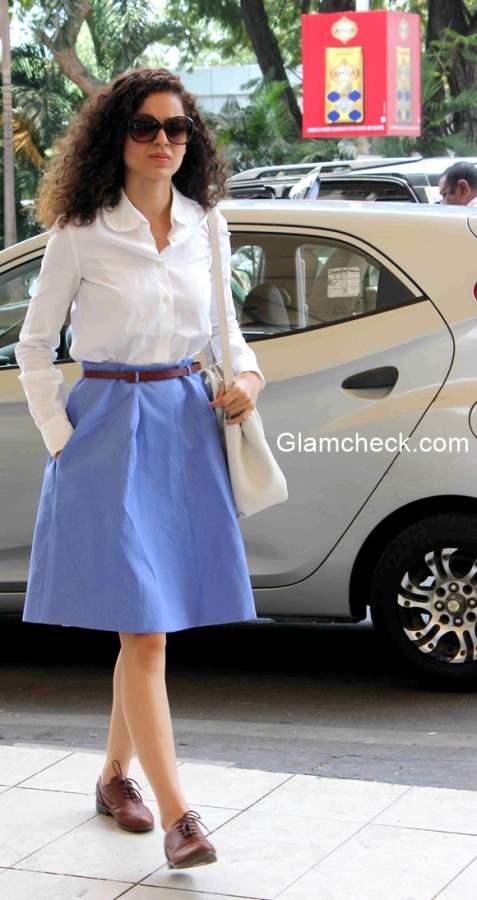 Kangana Ranaut Style 2015